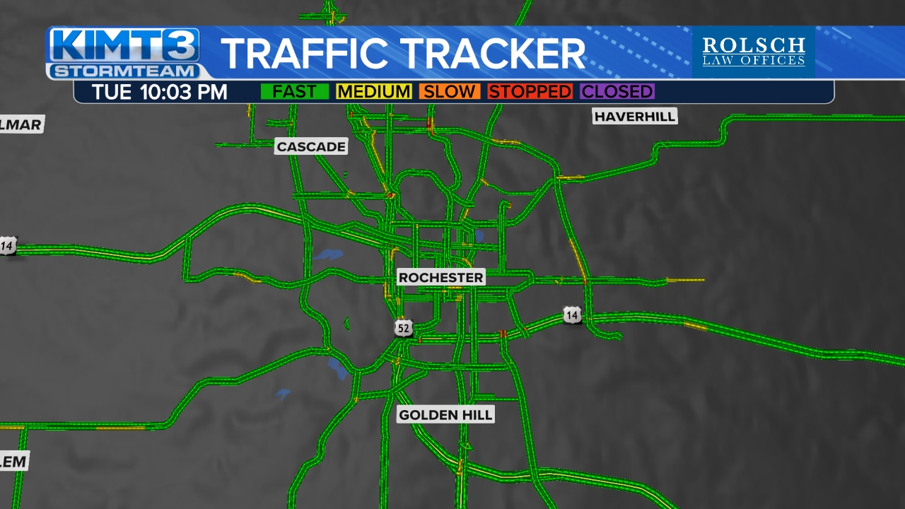 Rochester Traffic